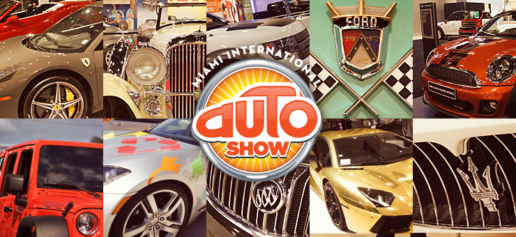 Home Page Miami International Auto Show - Car show tickets 2018